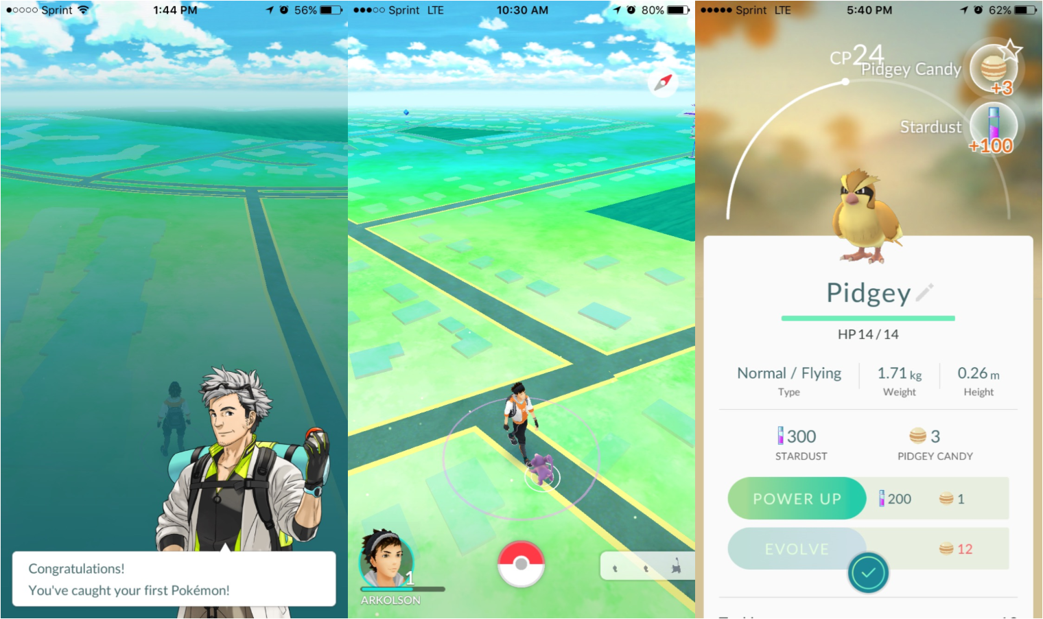 How to use Pokemon GO to Sell Houses