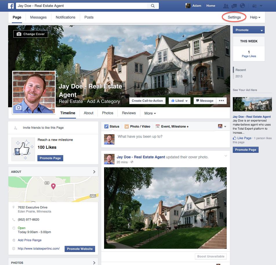 Real-Estate-Facebook-Page