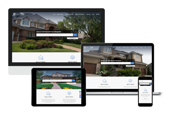 Total Expert Realtor Home Pages