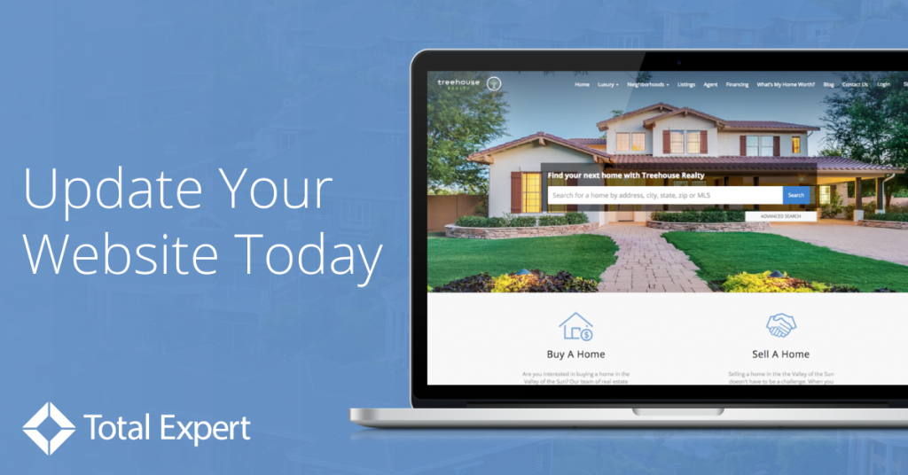 Realtor Websites Total Expert