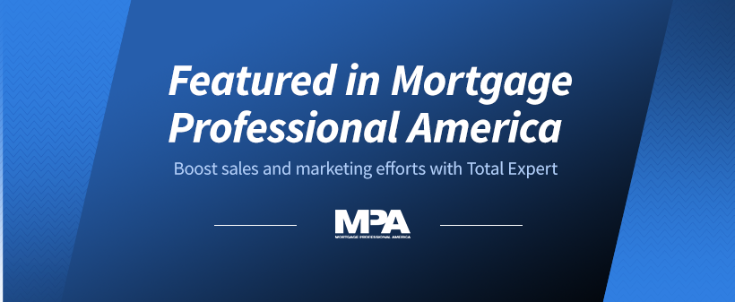 Featured in Mortgage Professional America