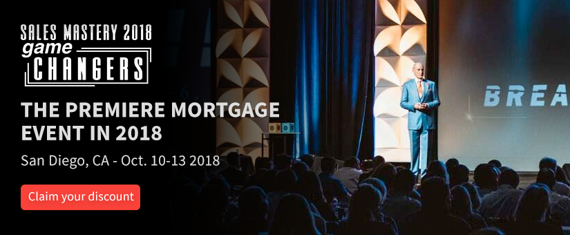 The Premier Mortgage Event in 2018